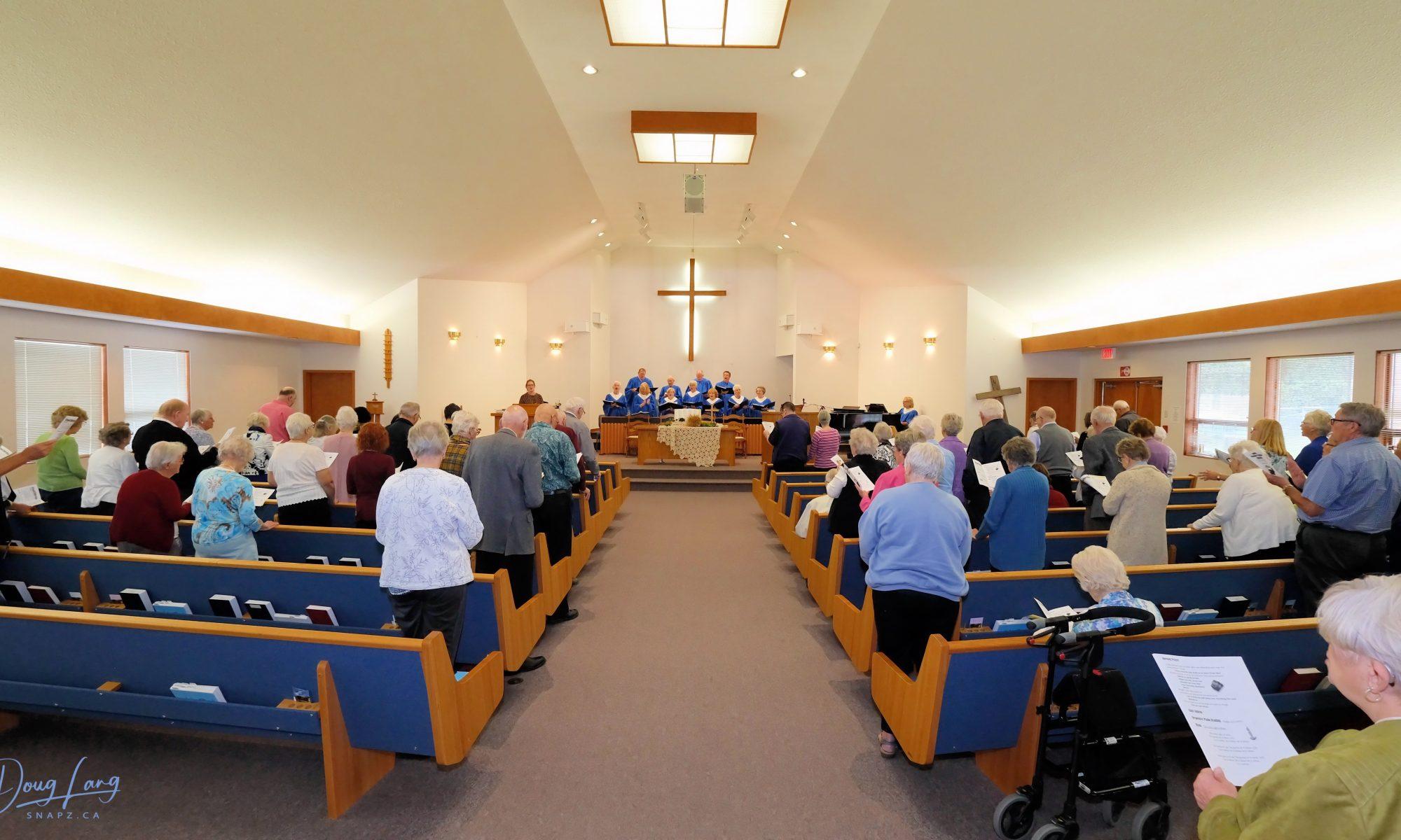 Knox Presbyterian Church, Vernon